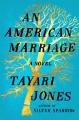 Couverture Un mariage américain Editions Algonquin 2018