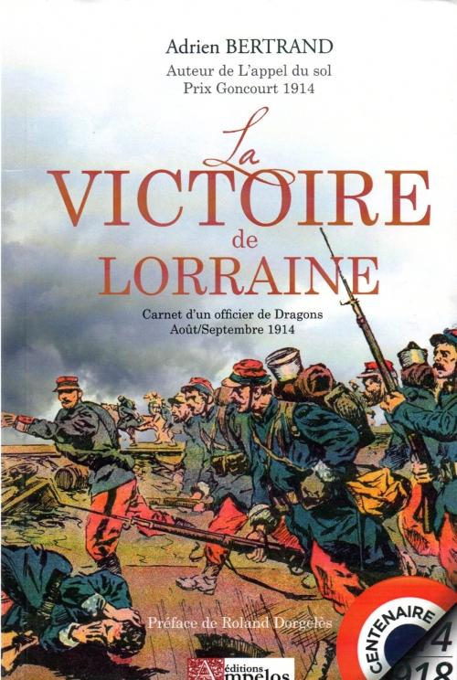Couverture La victoire de la Lorraine