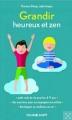 Couverture Grandir heureux et zen Editions Solar 2017