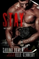 Couverture Wags, book 2: Stay Editions Rennie Road Books 2017