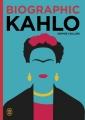 Couverture Biographic Kahlo Editions J'ai Lu 2019