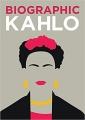 Couverture Biographic Kahlo Editions Ammonite Press 2018