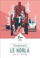 Couverture Le Horla suivi de L'héritage Editions Librio (Littérature) 2018