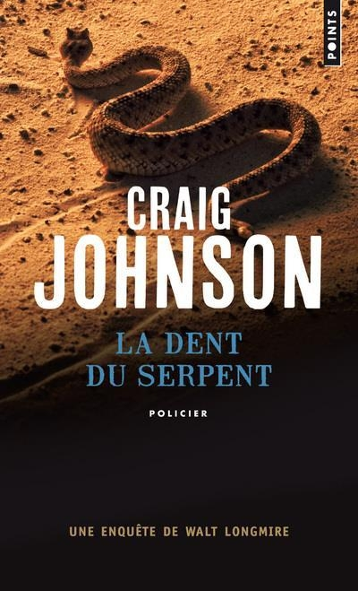 Couverture La dent du serpent