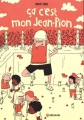 Couverture Ça c'est mon Jean-Pion Editions Même pas mal 2018