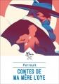 Couverture Contes de ma mère l'Oye Editions Librio (Littérature) 2018