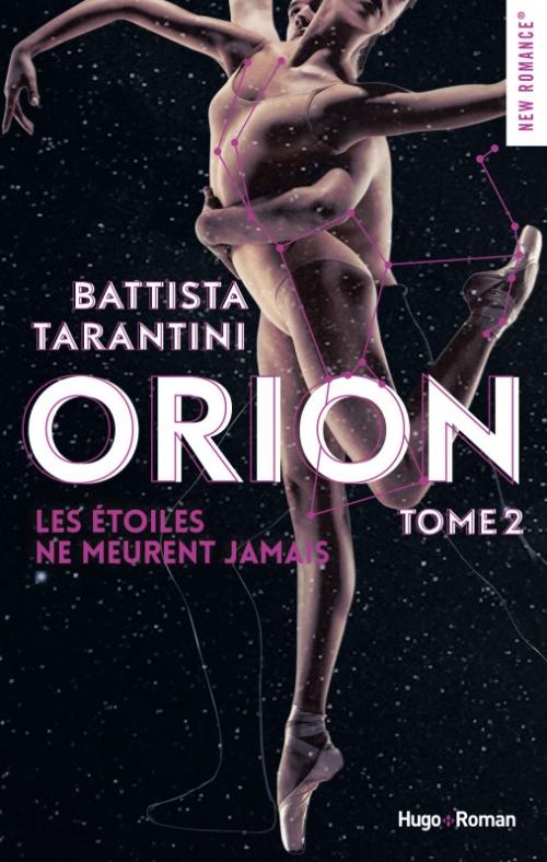 Couverture Orion, tome 2 : Les étoiles ne meurent jamais