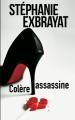 Couverture Colère assassine Editions France Loisirs 2019