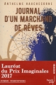Couverture Journal d'un marchand de rêves Editions French pulp (Anticipation) 2018