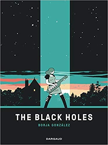Couverture The Black Holes