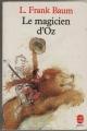 Couverture Le magicien d'Oz Editions Le Livre de Poche (Jeunesse) 1993