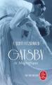 Couverture Gatsby le magnifique / Gatsby Editions Le Livre de Poche 2017
