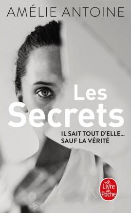 Couverture Les secrets