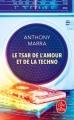 Couverture Le tsar de l'amour et de la techno Editions Le Livre de Poche 2019