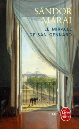 Couverture Le Miracle de San Gennaro