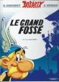 Couverture Astérix, tome 25 : Le grand fossé Editions Albert René 2017