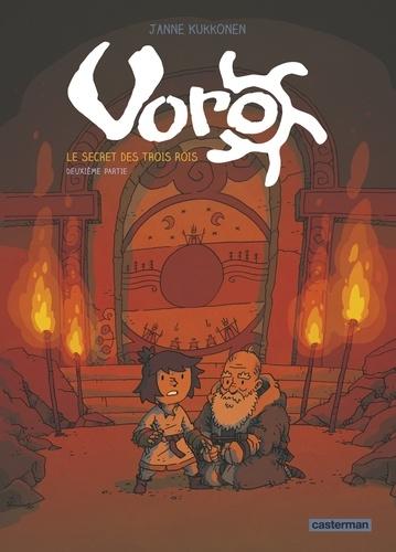 Couverture Voro : Le secret des trois rois, tome 2