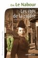 Couverture Les étés de la colère Editions Calmann-Lévy 2014