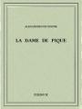 Couverture La Dame de pique, nouvelle Editions Bibebook 2016