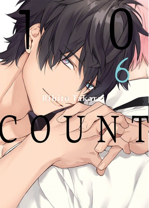 Couverture 10 count, tome 6