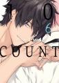 Couverture 10 count, tome 6 Editions Taifu comics (Yaoi blue) 2019