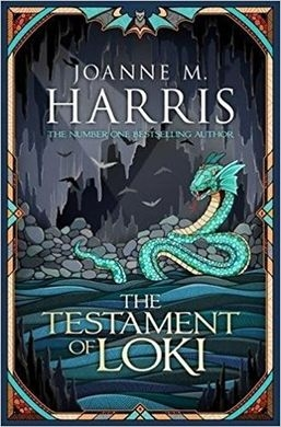 Couverture The Testament of Loki
