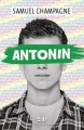 Couverture Antonin Editions de Mortagne 2019