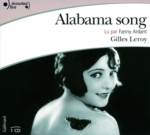 Couverture Alabama Song