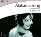 Couverture Alabama Song Editions Audiolib 2014