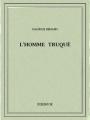 Couverture L'Homme Truqué Editions Bibebook 2016