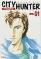 Couverture City Hunter, tome 01 : La poussière d'ange de la peur Editions Panini 2005