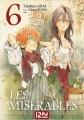 Couverture Les Misérables (manga), tome 6 Editions 12-21 2016