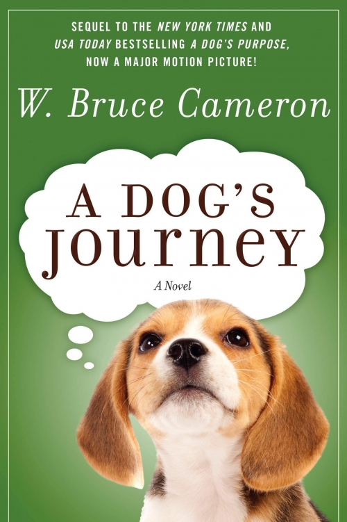 Couverture A Dog's Purpose, book 2 : A Dog's Journey