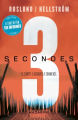 Couverture Trois secondes Editions Mazarine (Thriller) 2019