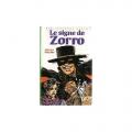 Couverture Le signe de zorro Editions Hachette 1986