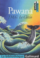 Couverture Pawana Editions Gallimard  2003