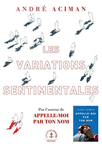 Couverture Les variations sentimentales