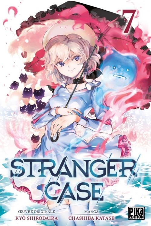 Couverture Stranger case, tome 7