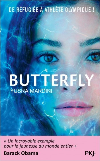 Couverture Butterfly: From Refugee to Olympian - My Story to Rescue, Hope, and Triumph