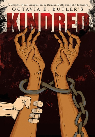 Couverture Kindred : A Graphic Novel Adaptation