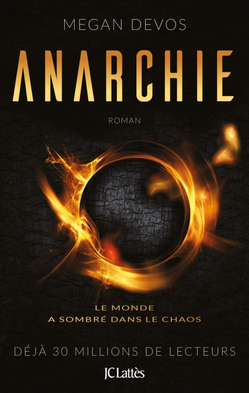 Couverture Anarchie, tome 1