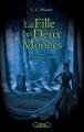 Couverture La Fille des Deux Mondes, tome 1 : Un pied dans la tombe Editions Michel Lafon (Jeunesse) 2019