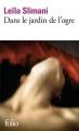 Couverture Dans le jardin de l'ogre Editions Folio  2016