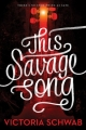 Couverture Monsters of Verity, book 1: This savage song Editions Greenwillow Books 2016