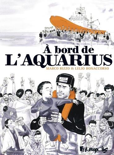 Couverture À bord de l'Aquarius