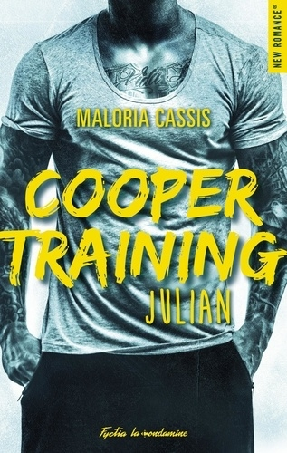 Couverture Cooper training, tome 1 : Julian