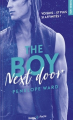 Couverture The boy next door Editions Hugo & cie (Poche - New romance) 2019