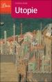 Couverture L'utopie Editions Librio 1999