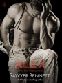 Couverture Cold fury, tome 1 : Alex Editions Loveswept 2014