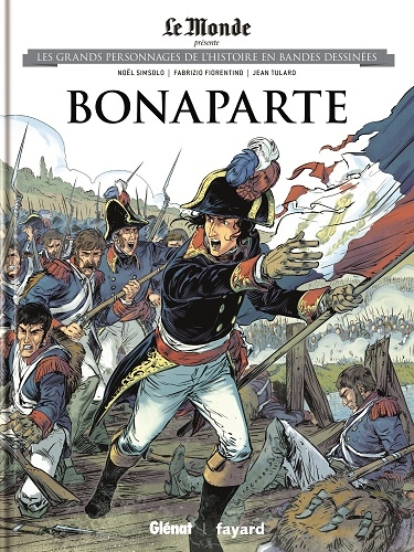Couverture Bonaparte